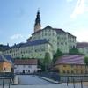 Zugang zum Schloss Weesenstein