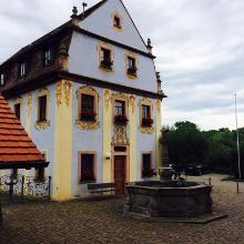 Weggental kleine Kapelle beim Kloster