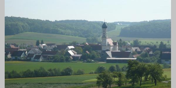 St. Leonardskirche Unterliezheim