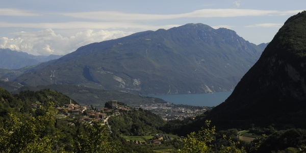 View from Ville del Monte - Tenno