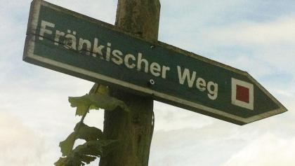 Der Fränkische Weg vom Rennsteig nach Oberfranken