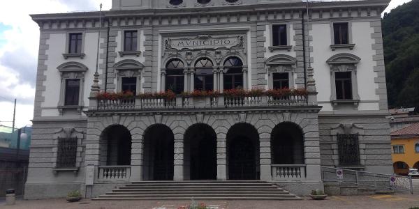 Rathaus von Pontebba