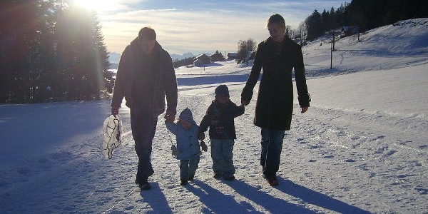 Winterwandern in Sulzberg