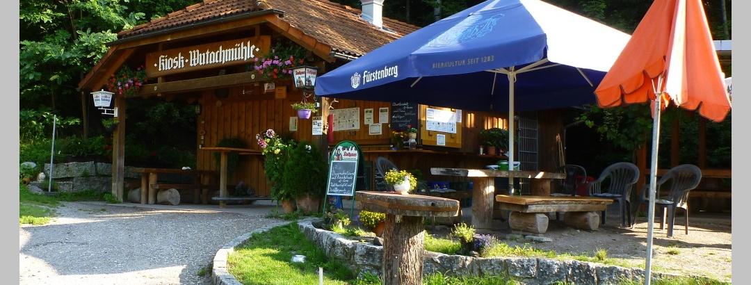 Kiosk Wutachmühle