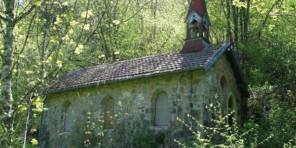 Kapelle des ehemaligen Bad Boll