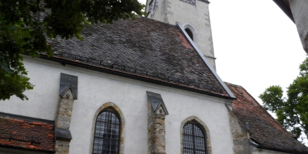 Pfarrkirche zum Hl. Nikolaus Mauthausen
