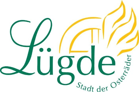 Logo Stadt Lügde