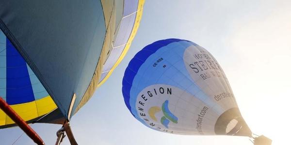 Ballonfahren_Bad Waltersdorf