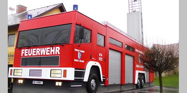 Das größte Feuerwehrauto der Welt