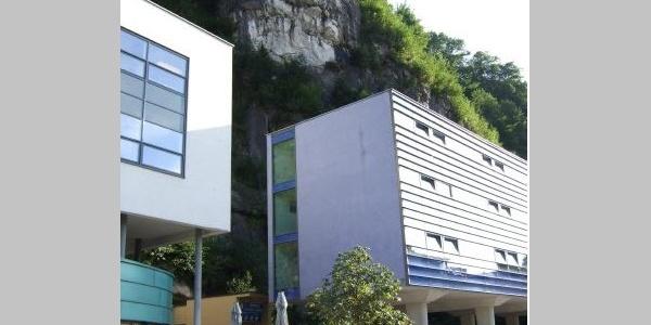 Die Citywall - Stadtwand in der Linzer Gasse
