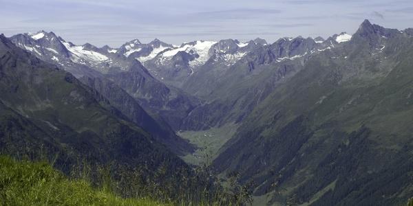 Blick in das Oberbergtal