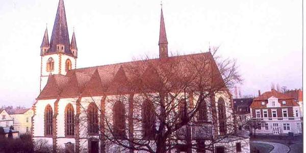 St. Martinskirche Bad Lippspringe