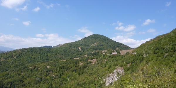 Colle Scravaion (874 m)