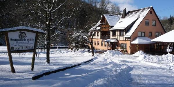 Auch im Winter besuchenswert