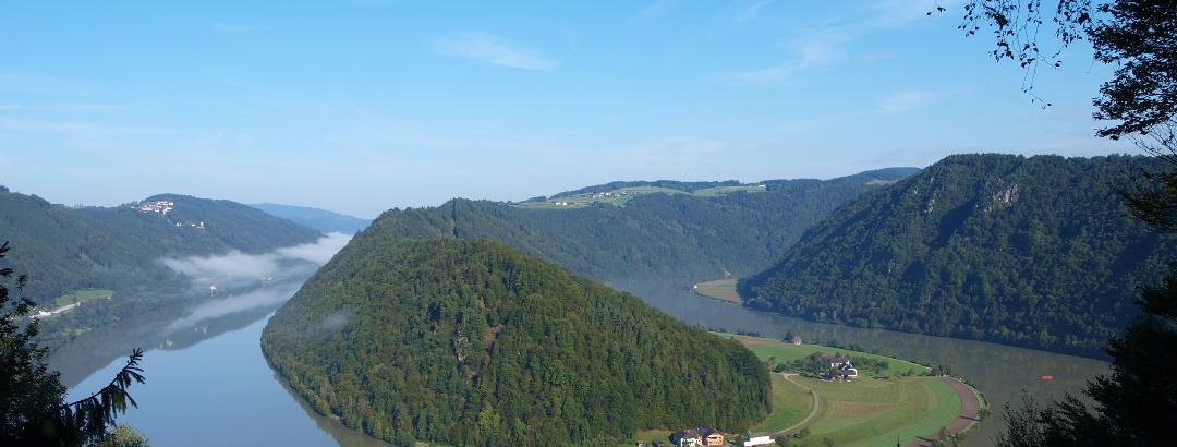 Schlögener Blick 460m