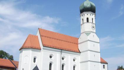 Die Pfarrkirche St. Emmeram