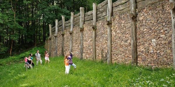 Keltischer Ringwall • Mémorial/Monument commémoratif » Les plus ...