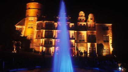 Residenzschloss Nacht