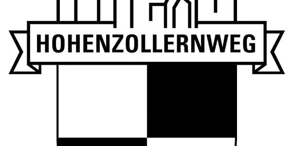 Wegmarke Hohenzollernweg