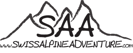 Logo Swiss Alpine Adventure