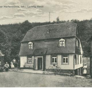 Harfenmühle 1912