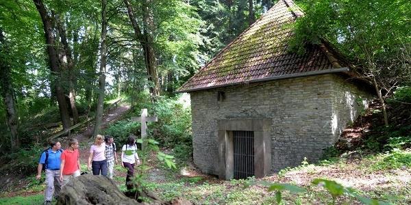 Uhden-Mausoleum in Paderborn-Neuenbeken