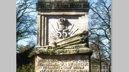 EF Gedenkstein