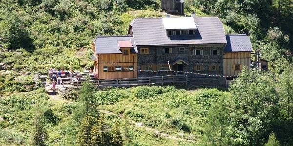 Die Gollinghütte - Steinriesental, Schladminger Tauern