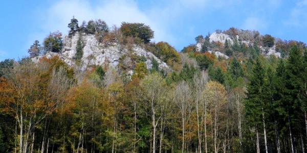 Ausblick auf den Prochenberg