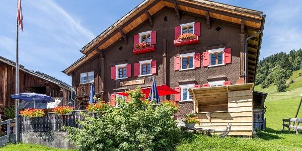 Gasthaus Hochwang Sommer