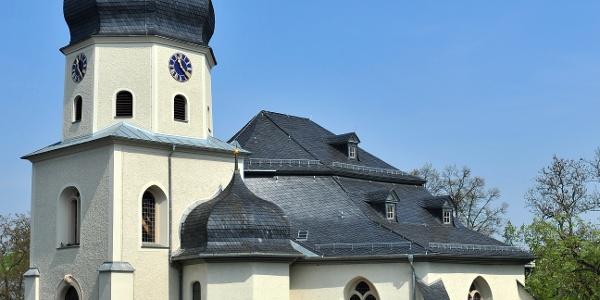 Lutherkirche Plauen