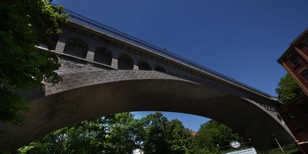 Friedensbrücke Plauen