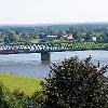 Die Elbbrücke in Lauenburg
