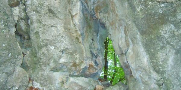 Felsenfenster