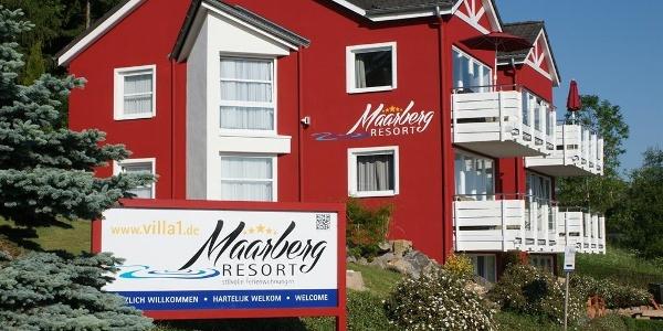 Maarberg Resort Außenansicht