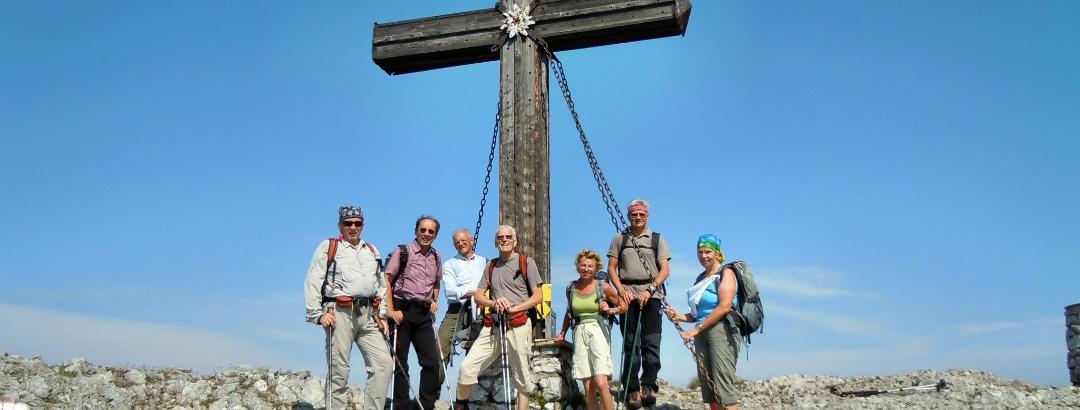 Gipfel Hohe Veitsch