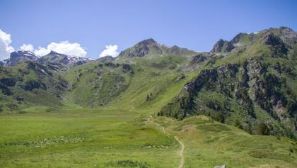 Nice views from the Col de Cou