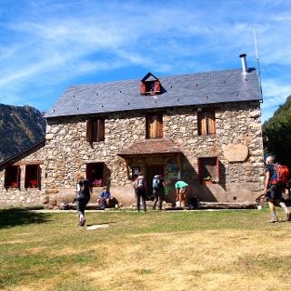 Refugio de Viados 1760m