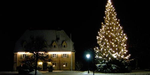 Weihnachten in Bischofswiesen