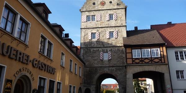 Torturm Ilshofen