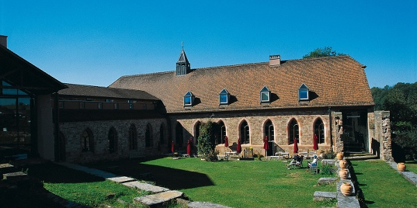 Kloster Hornbach.
