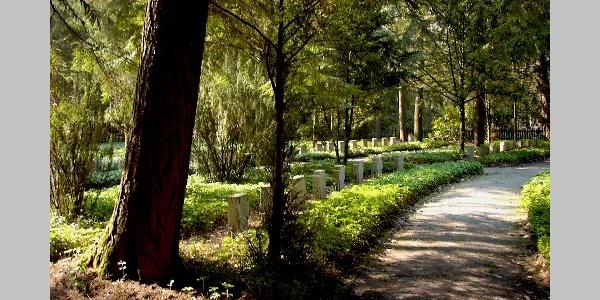 Ehrenfriedhof Bad Lippspringe
