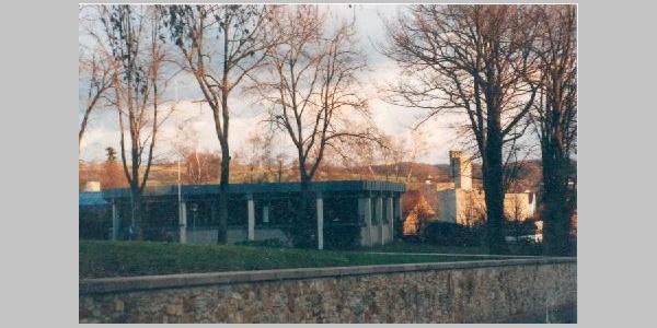 Rathaus der Stadt Borgholzhausen