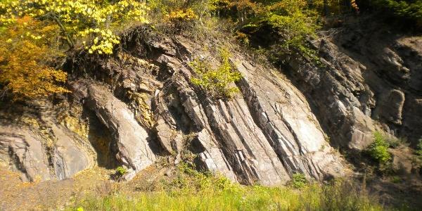 Steinbruch bei Düdinghausen