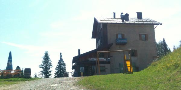 Hütte Dosso Larici