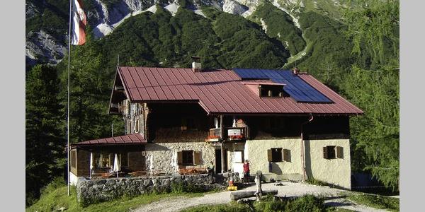 Hallerangerhaus von Süden