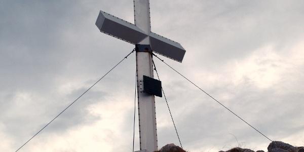 Hochsengs Gipfelkreuz 1838m