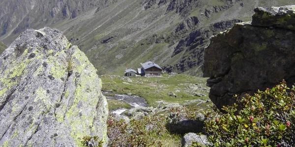 Pforzheimer Hütte (Adolf-Witzenmann-Haus)