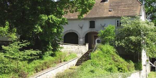 Jagdschloss Karlsbrunn