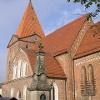 Die St.-Pauluskirche von Schwaan.